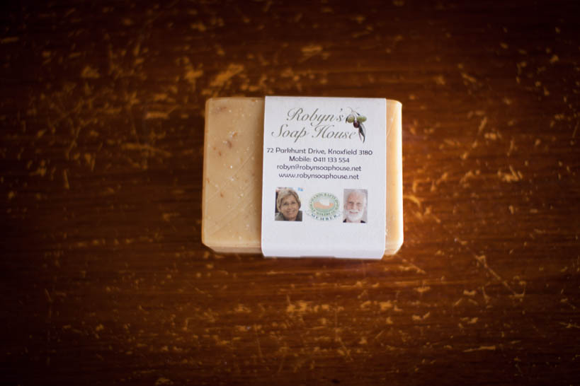 Olive Oil Soap || thinkbiglivesimply.com