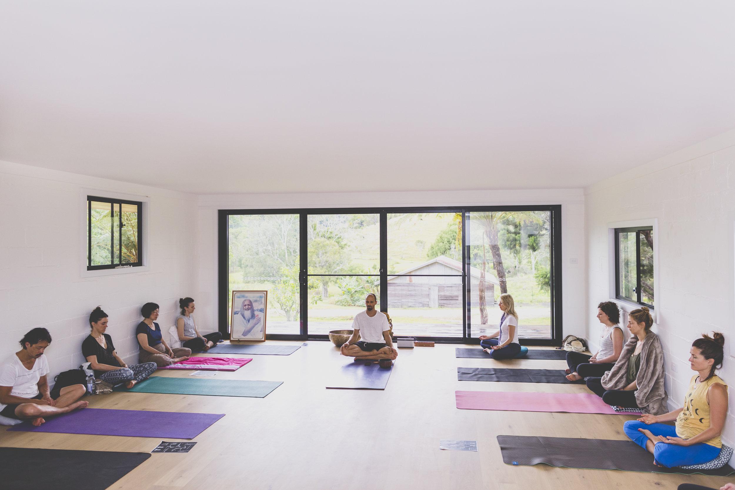 Wybalena Yoga Retreat