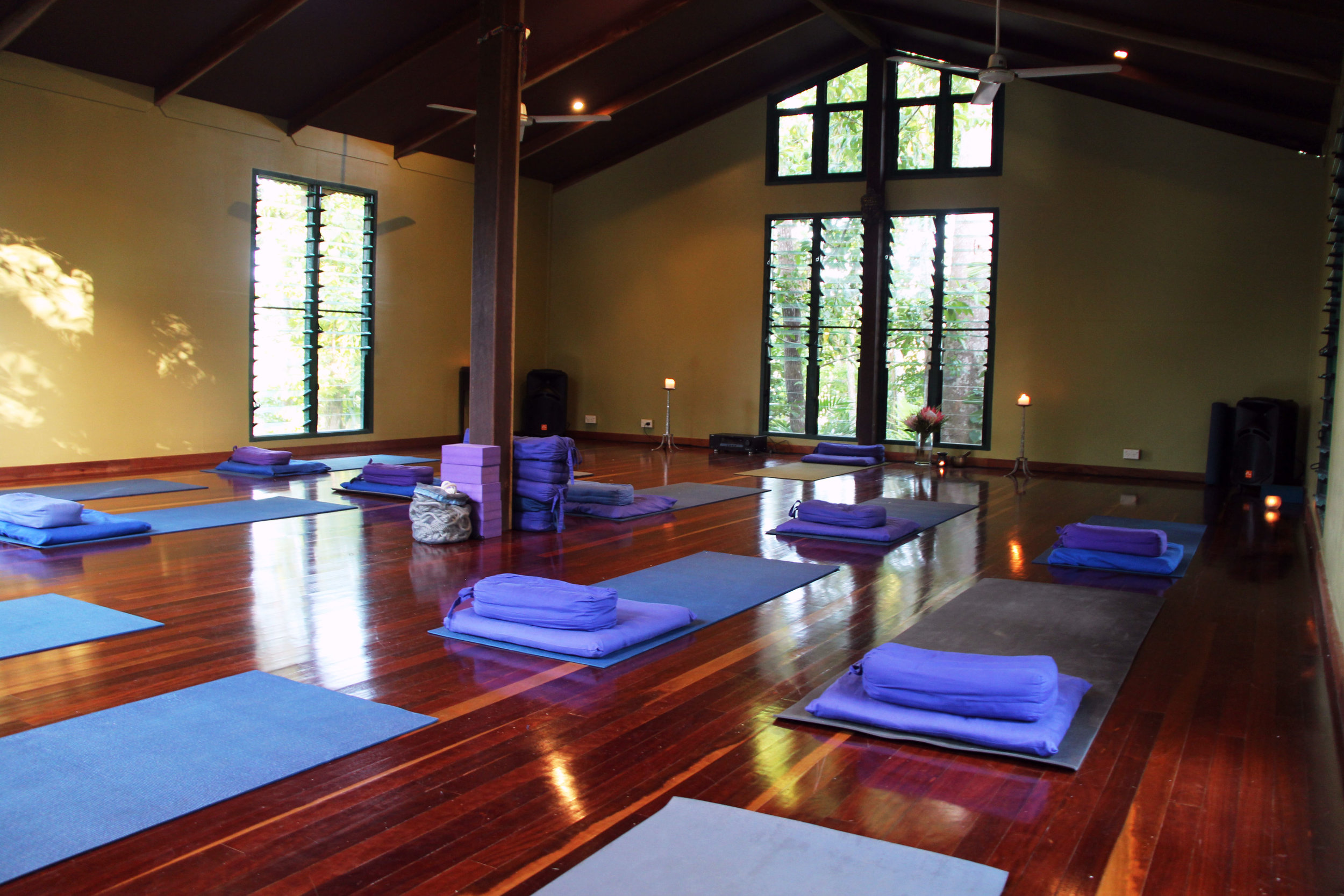 Sanctuary Yoga Retreat