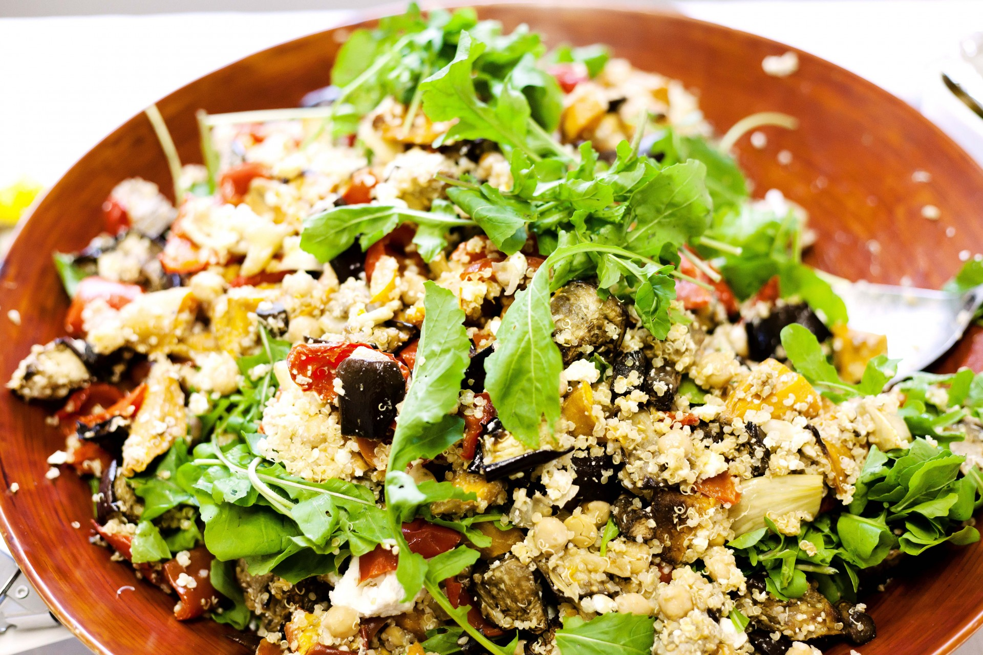 Mediterranian-and-quinoa-salad-with-goats-cheese-and-rocket-wedding-in-the-hinterland-Byron-Bay-vmphotography.com_.au--e1373849779181.jpg