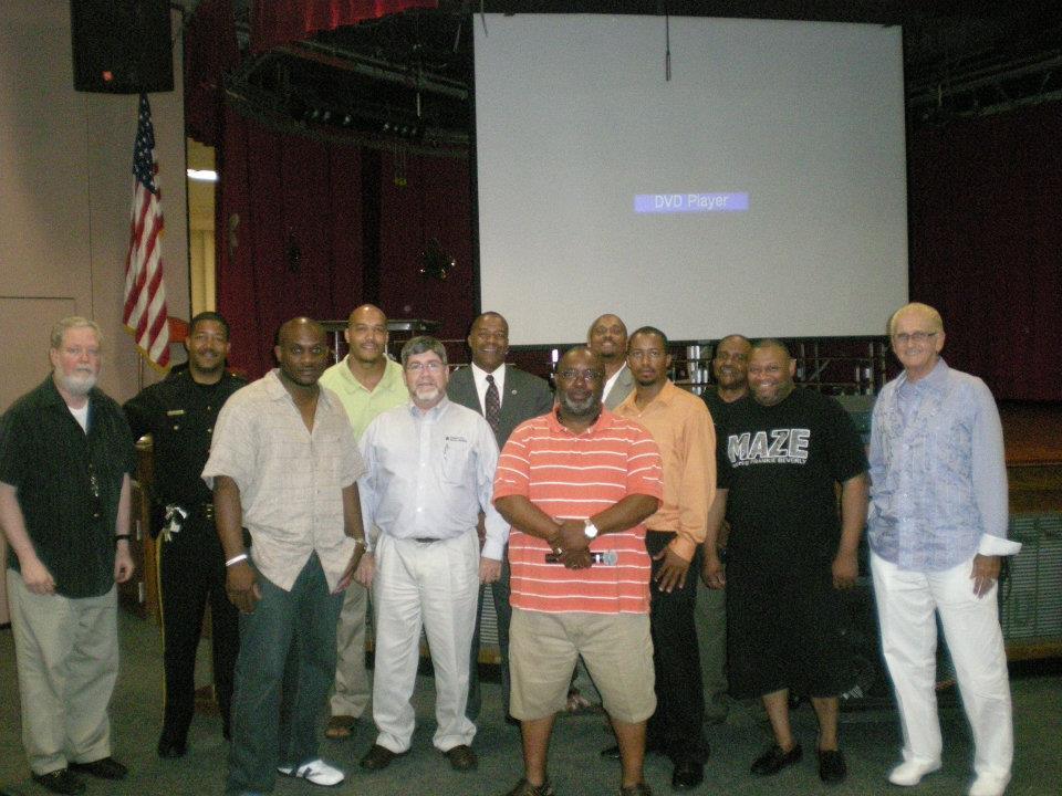 AHEART's Daddy Gift Exchange    —  MLK School in Atlantic City, NJ