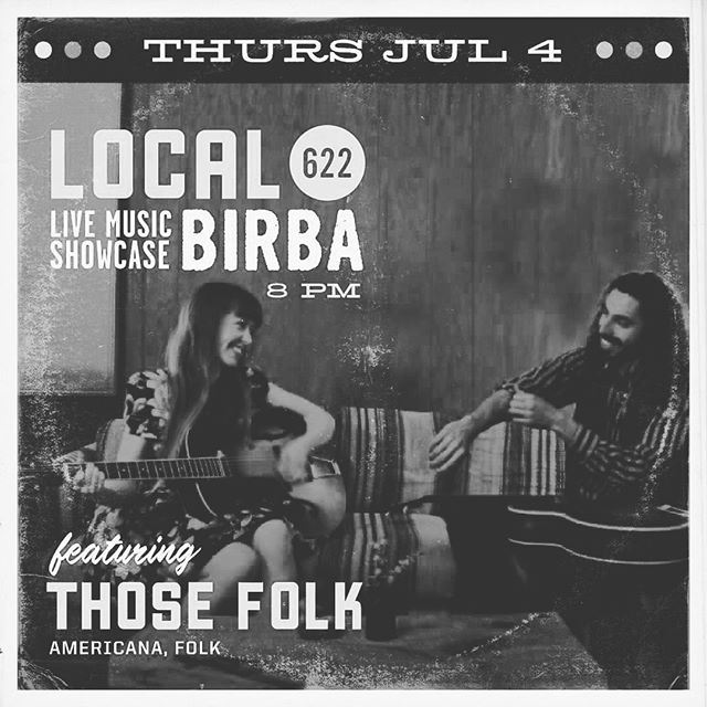 Tomorrow night we will be performing at @birbaps . . . . . #folk #americana #palmsprings #birba #thosefolk #lawrenceandclare #palmspringsculture • Photo: @maiastalker