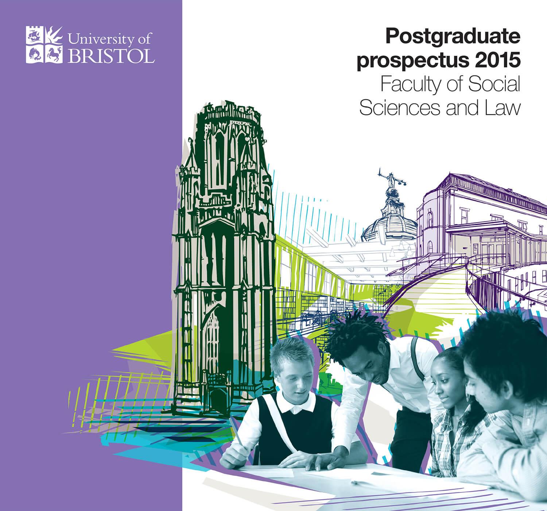 University of Bristol Postgraduate Prospectus Faculty Cover 2015_02