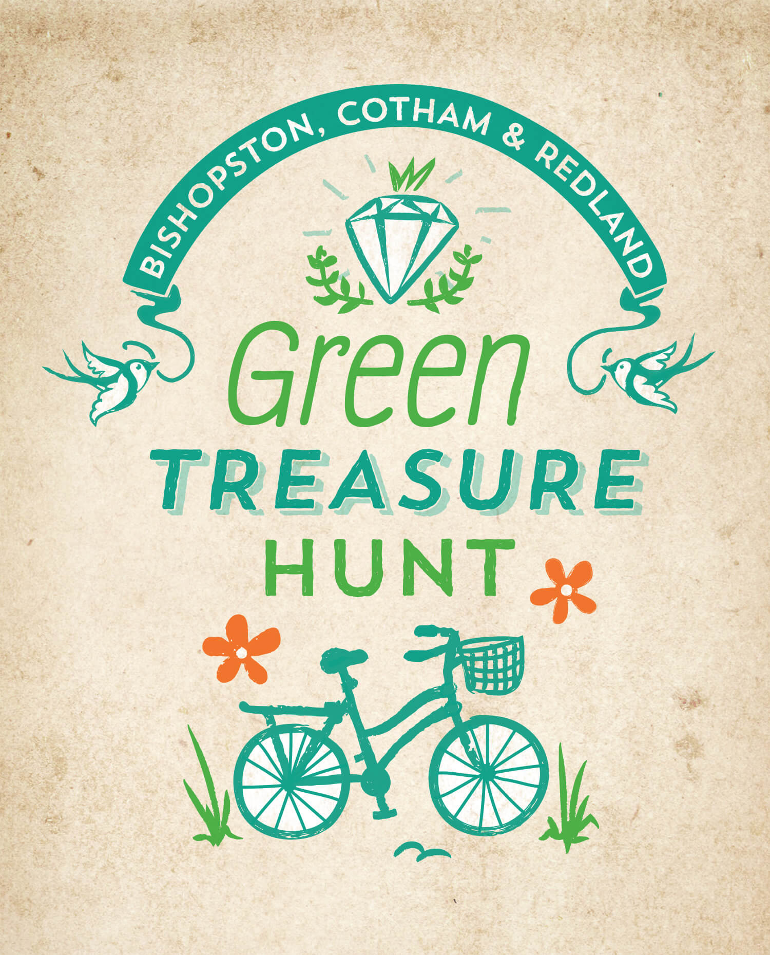 GreenTreasureHunt_logo