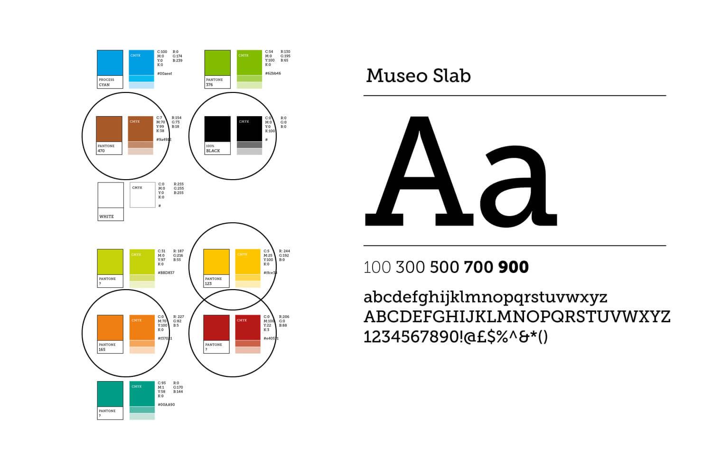 Soil Circle - Brand Colour Palette 01