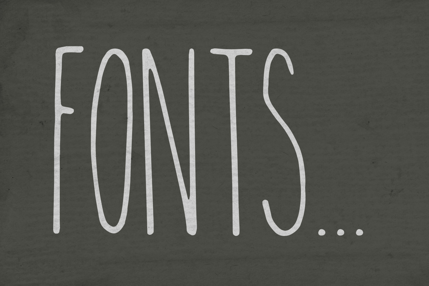 Fonts - A Basic Guide to Licensing and Where to Buy — Carys