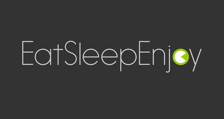 EatSleepEnjoy Logo