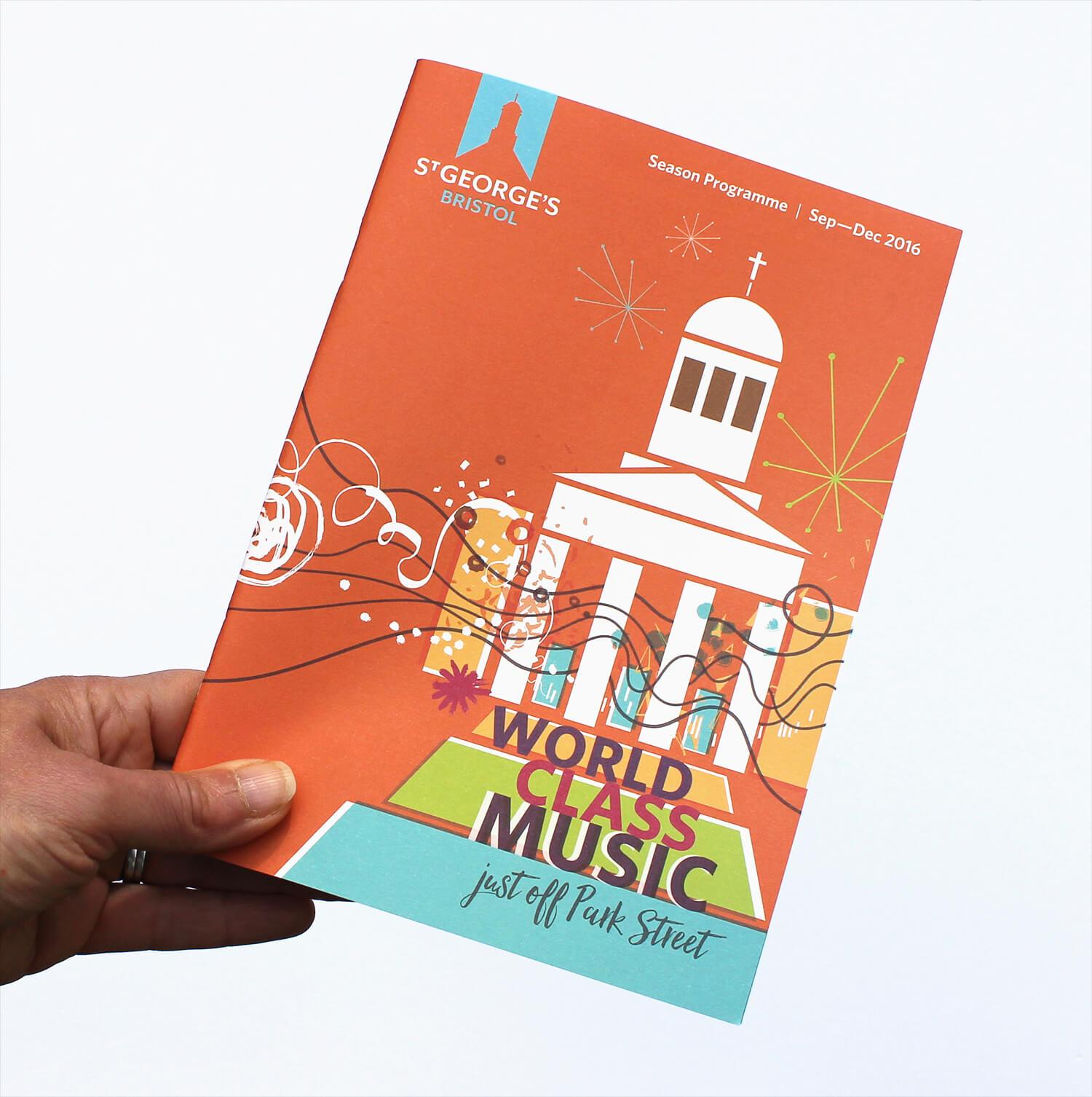Season Programme Cover