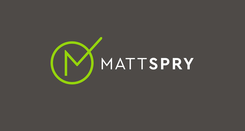 Matt Spry Logo