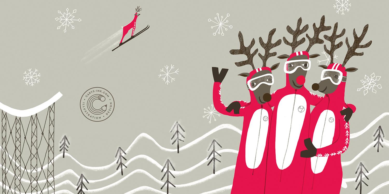 Reindeer Race Team_full image