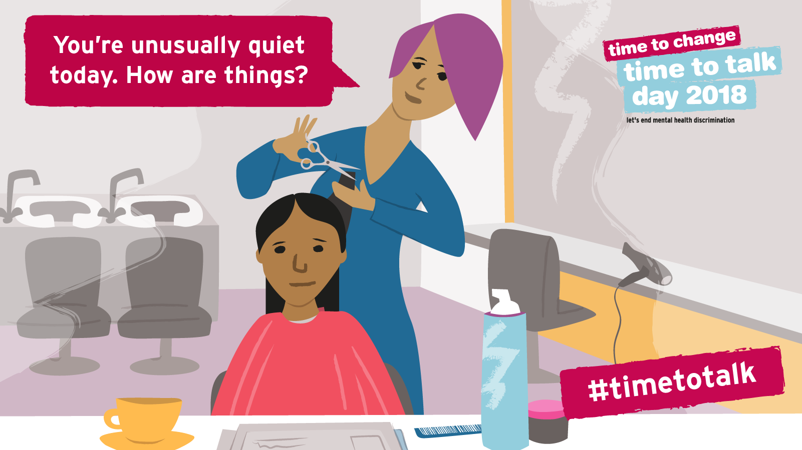 Mental Health_TimeToTalk Day_Hairdressers