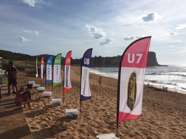 Proud to sponsor U10 nippers @avalon beach slsc