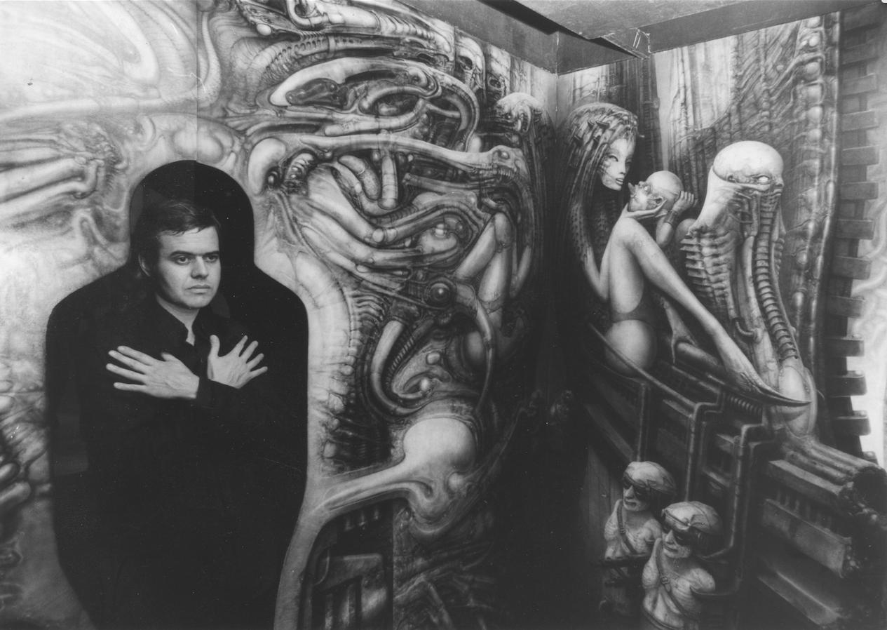 Ausstellung im Foyer des Kunsthauses Zürich, 1977