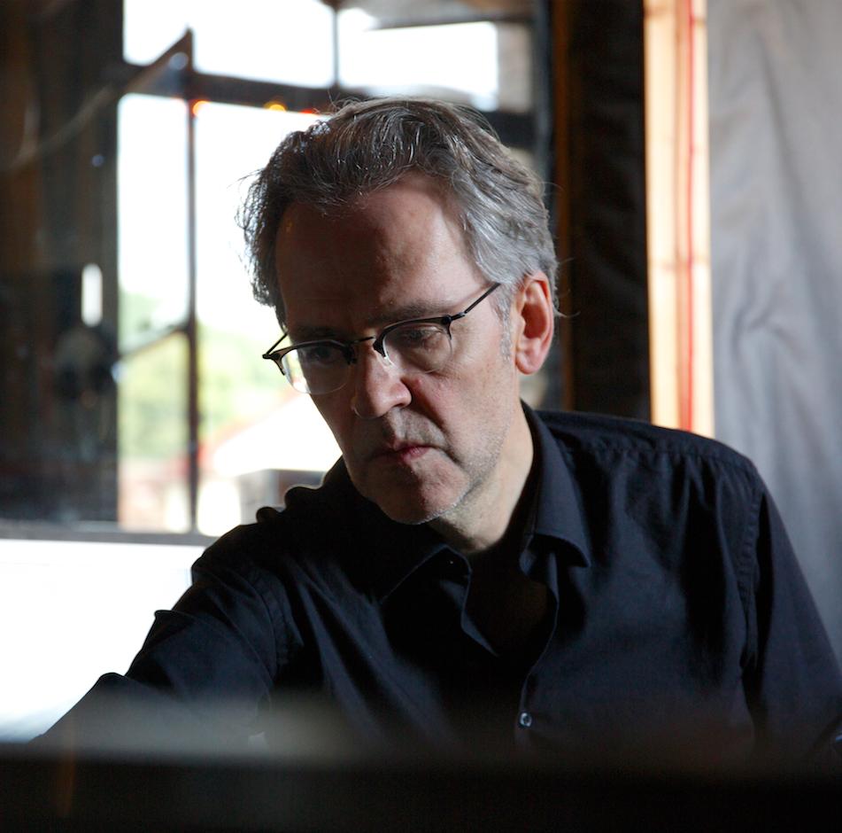 Composer Peter Scherer