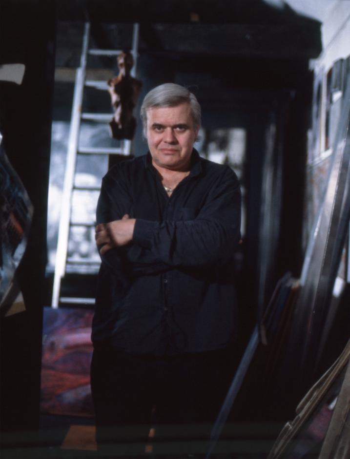 HR Giger, 1992