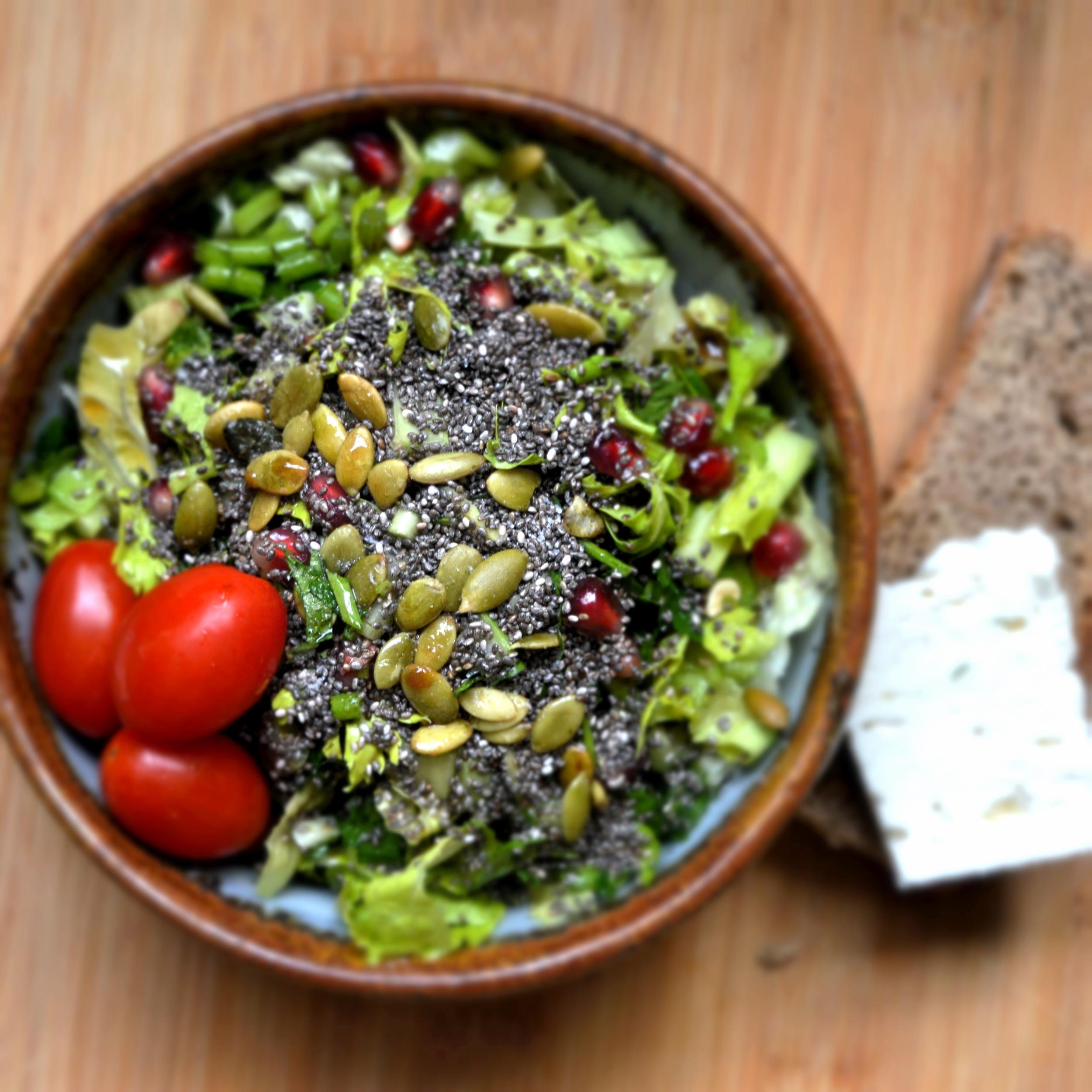 Morning salad