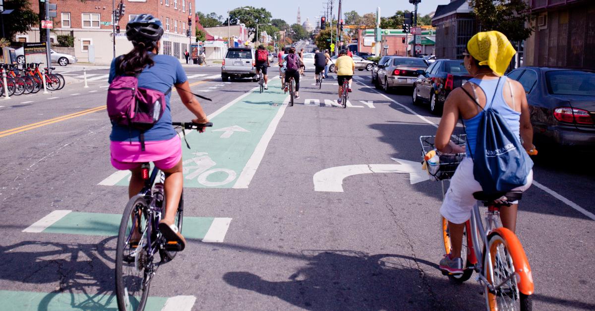 Nice & Easy Ride 10 AM Saturday Ivy City