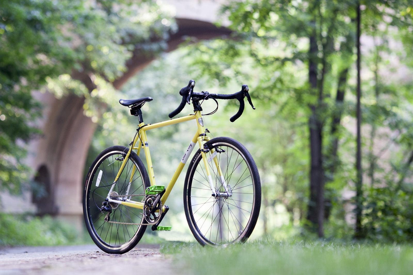 Bikes:   adventure ready steeds
