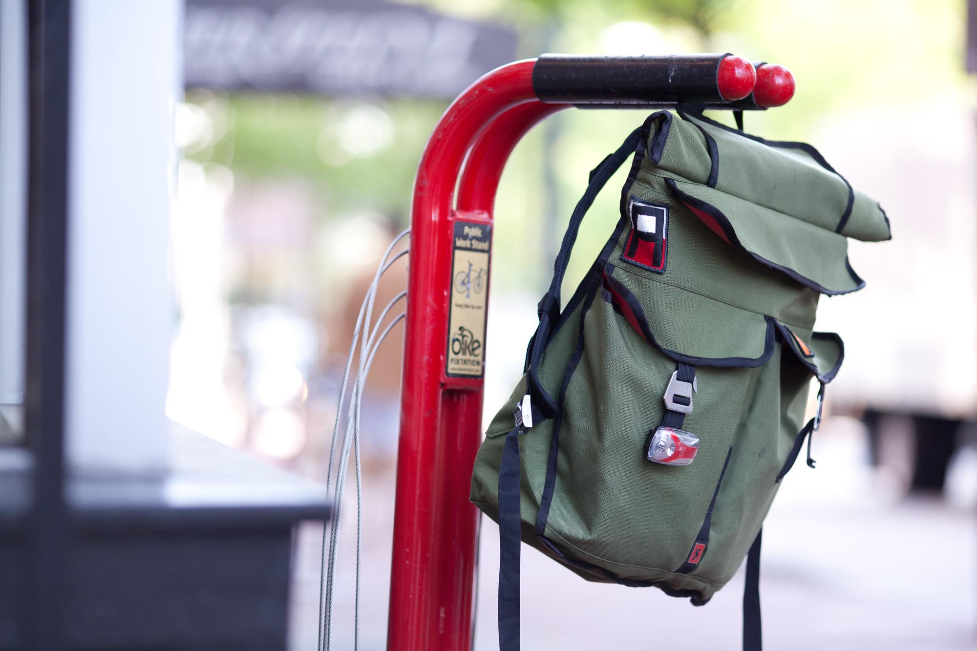 Chrome Orlov Backpack