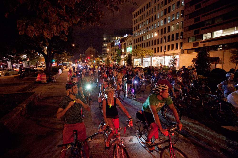 The BicycleSPACE 7th Street Social is nominated for Best Social Ride in the Bicyclists Choice Awards
