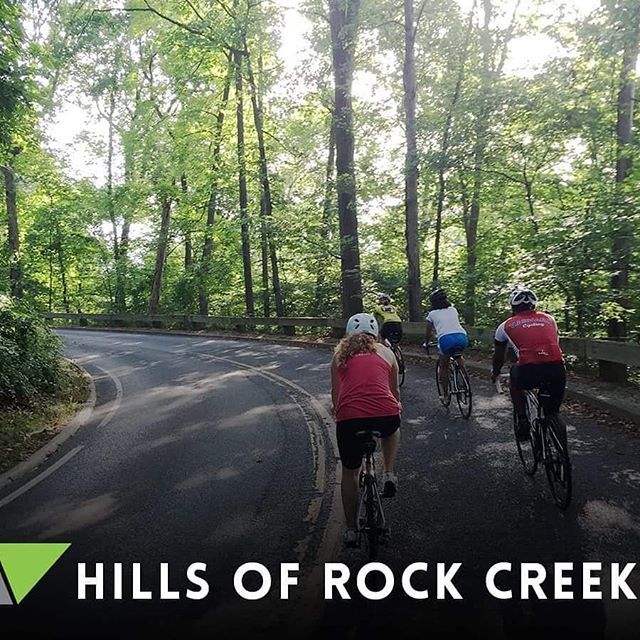 The forecast is looking clear, so we'll be #UpUpAndAway on the #BeginnersEdition of the #BSPACErides #HIllsOfRockCreek tomorrow morning! We'll meet at the 440K shop w/wheels up at 8AM. Hope y'all will join us for a nice taste of our weekly #BikeDC climbing excursion! 🚵🏿‍♀️🚵‍♀️ https://www.facebook.com/groups/mightyhillsofrockcreekparkride/permalink/2364664163816114/