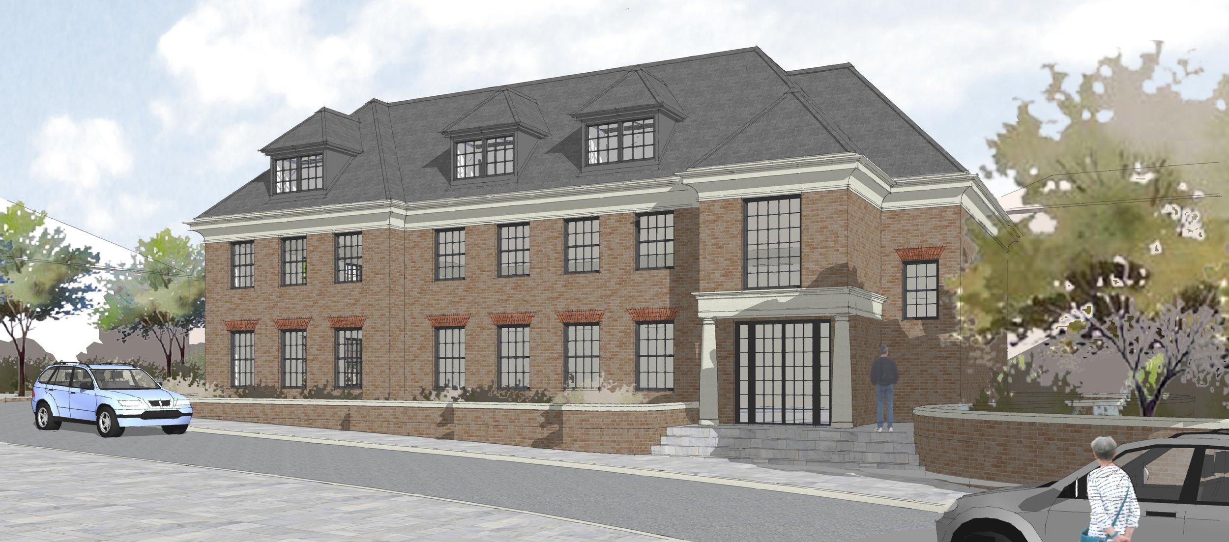 New Office Building, Sevenoaks, Kent