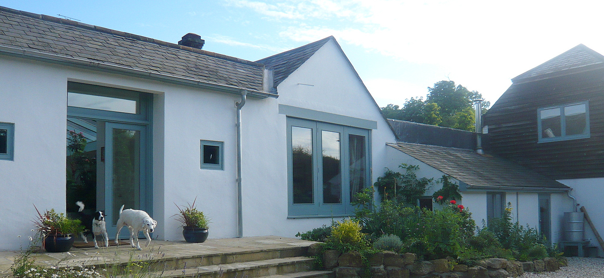 House Remodelling, Twineham, West Sussex