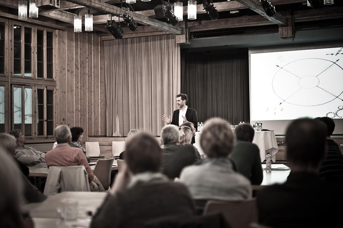 Diskussionsveranstaltung «Werte», Familienkonferenz Münsingen, März 2014