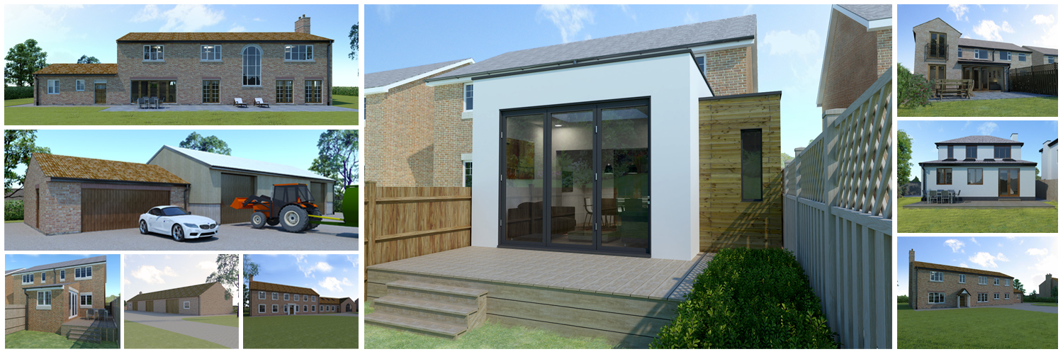Brightman Architects Sheffield Architects New Build House