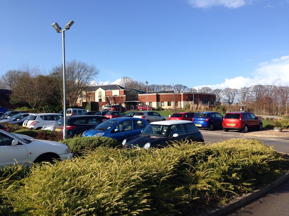 ashgate car park extension..