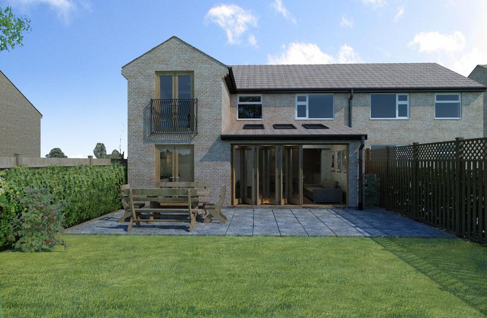 Dronfield architect