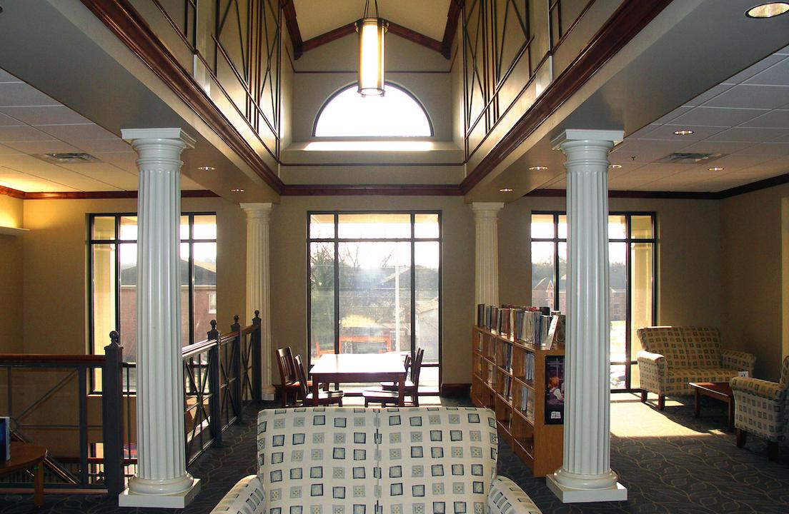 Cleveland Library upper lobby.JPG