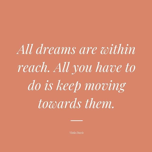 Better keep reaching. #violadavis . . . . #dreambig #quotestoliveby #quotesaboutlife #quotesdaily #quoteoftheday #inspirationalquotes #inspirational #inspiringquotes #positivequotes #positivevibes #positivethoughts #positivethinking #positivevibes #positivenergy #lawofattraction #abrahamhicks #esther #estherhicks