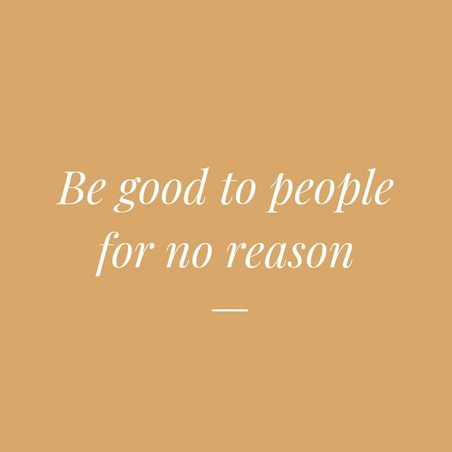 Enough said. #spreadjoy . . . . #begoodtopeople #bekindtooneanother #positivequotes #positivethoughts #positivevibes #goodvibes #instagood #lawofattraction