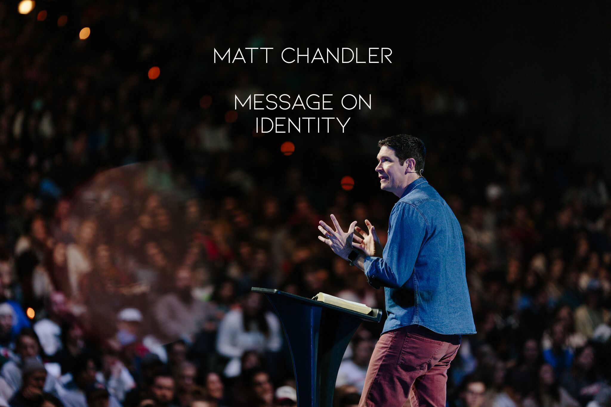 Message on Identity