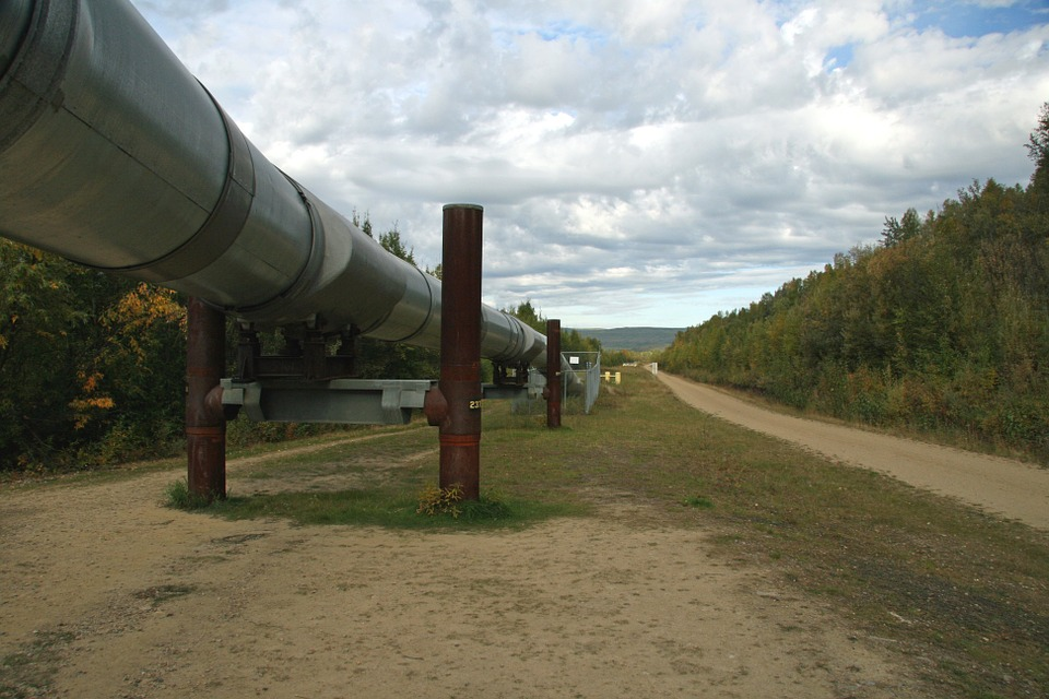 Natural gas pipeline project TransCanada Sempra Energy Mexico New Construction