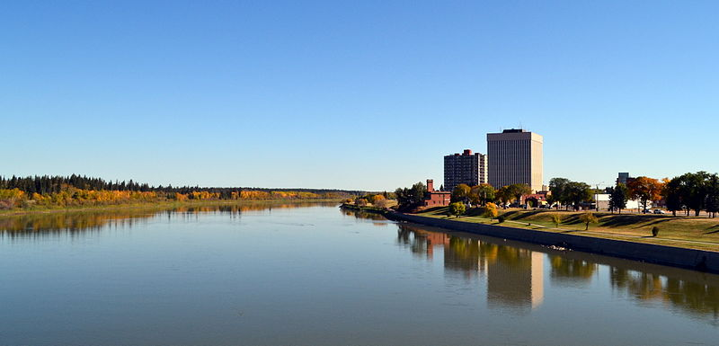Prince Albert Saskatchewan,By Carolyn Carleton (Own work) [CC BY-SA 3.0 (http://creativecommons.org/licenses/by-sa/3.0)], via Wikimedia Commons