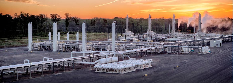 Williams Natural Gas Processing Plant via http://investor.williams.com/