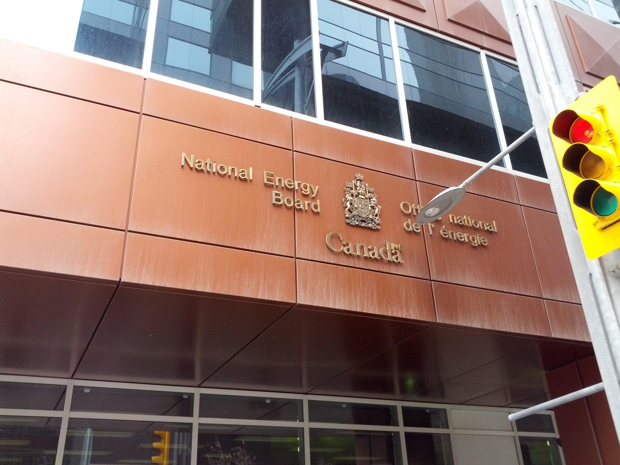 National Energy Board Offices, Calgary, Alberta ( Active History )