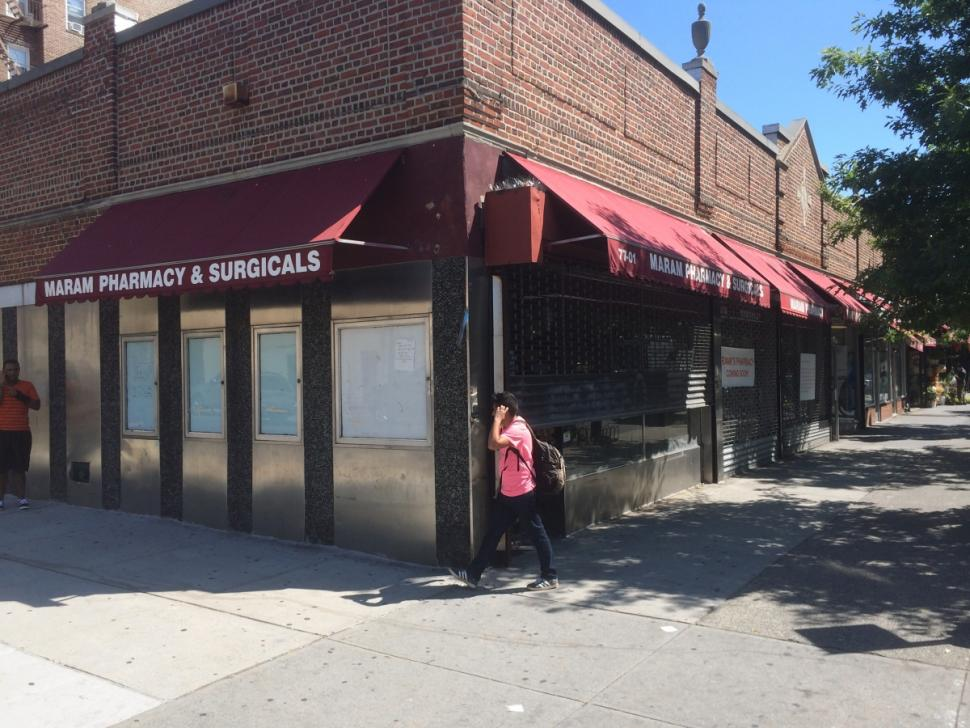 The new shop will open up on the corner of 77th St. and 37th Ave.