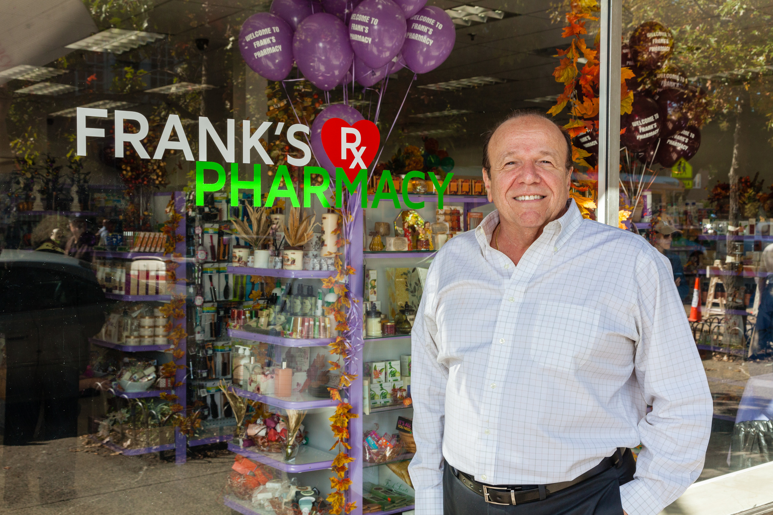 Pharmacy Owner Frank Buonagurio