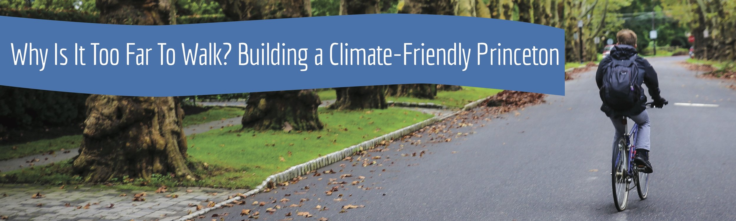 Building a climate-friendly Princeton