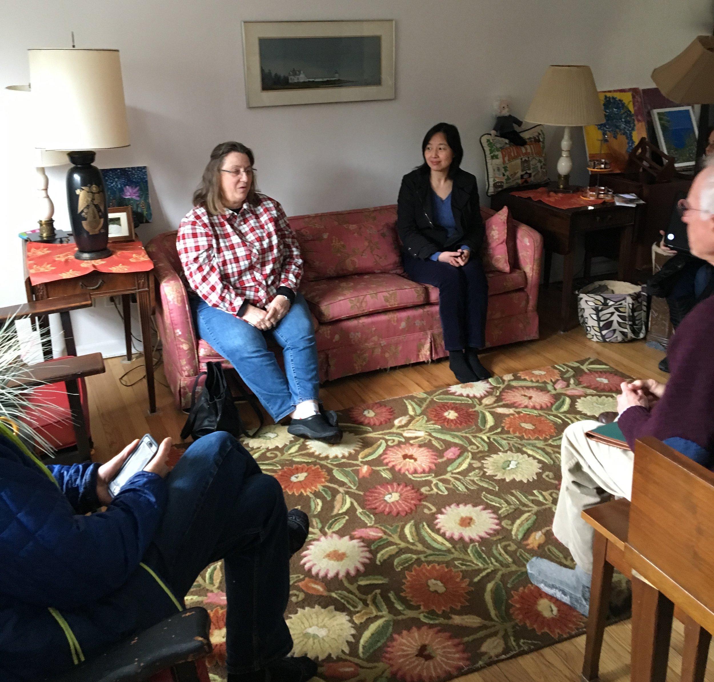 March 2 Neighborhood Meeting