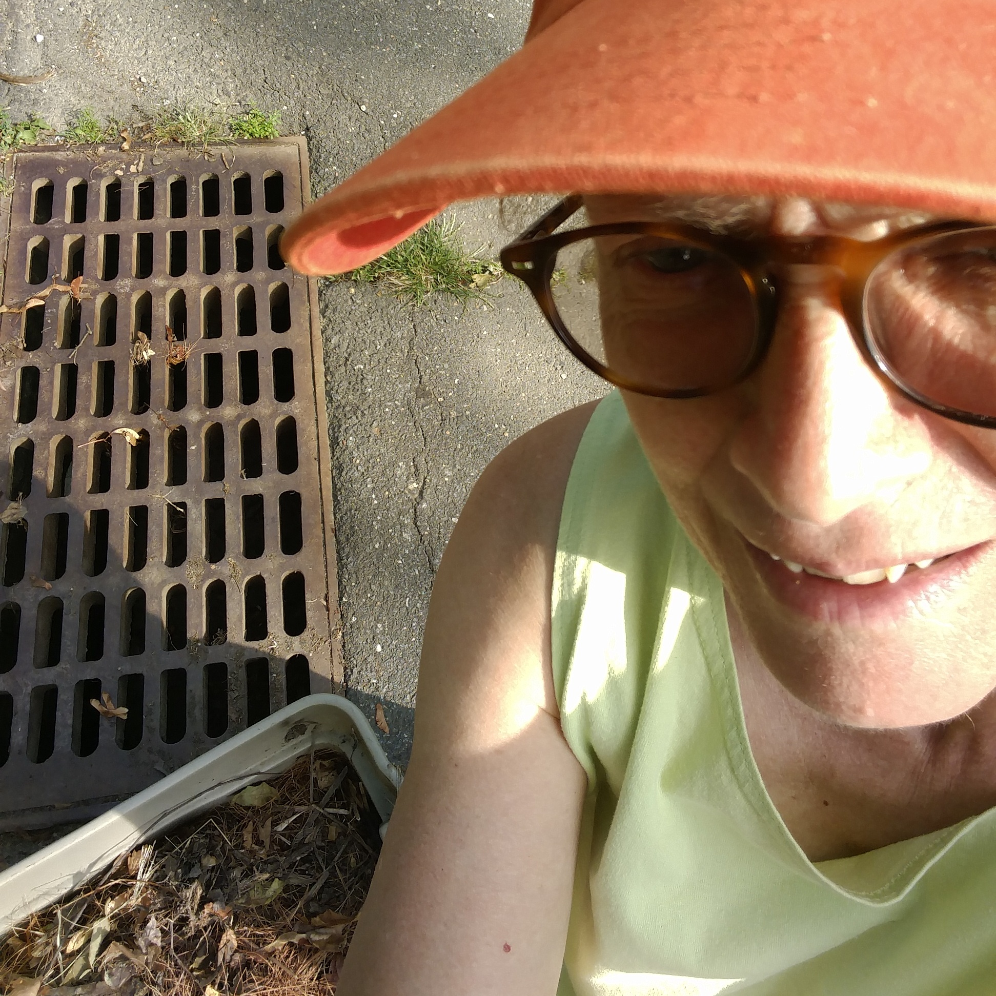 Many thanks to Eliane and her neighbors in the Walnut-Dempsey-Cuyler neighborhood!
