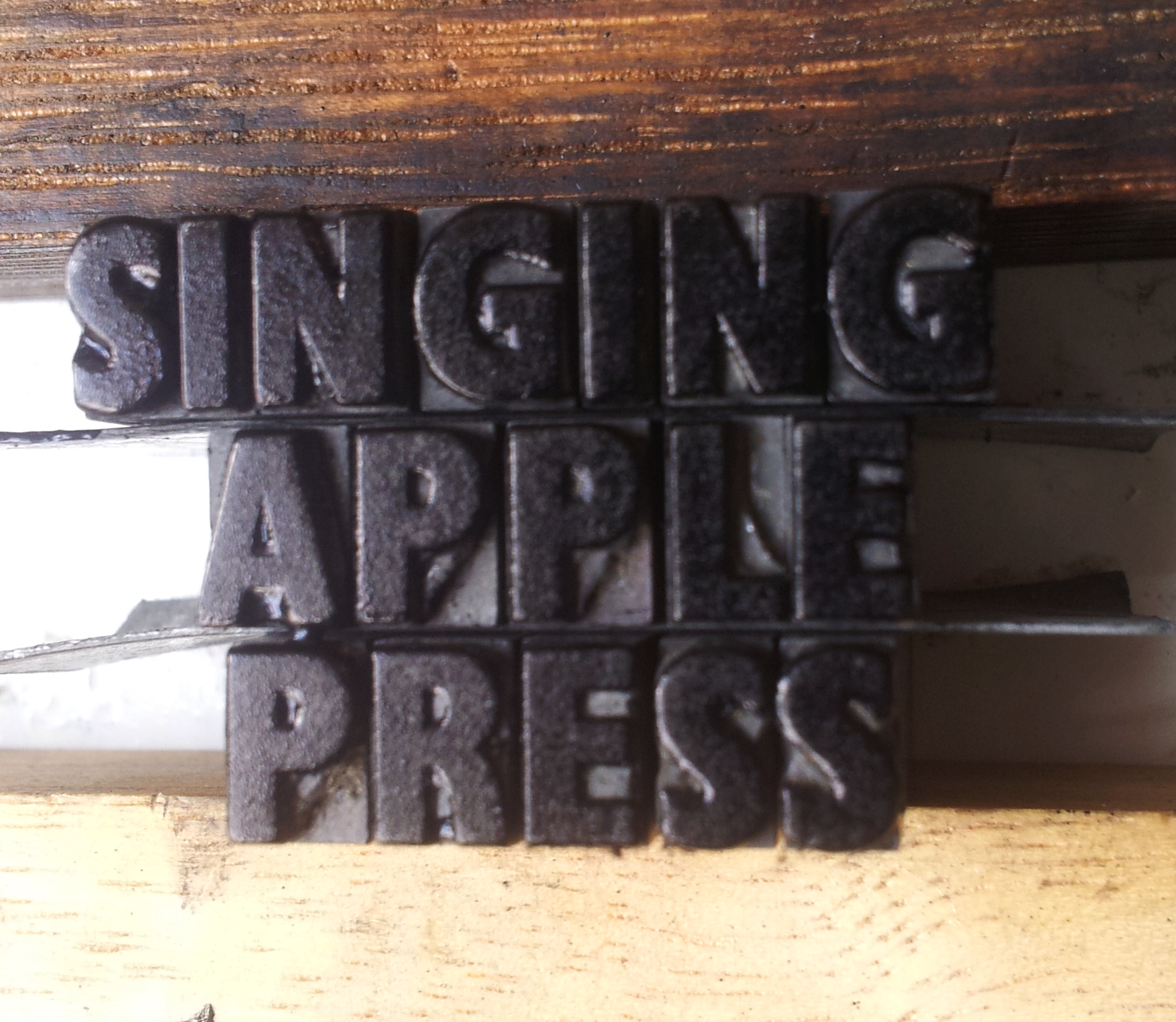 Image by Singing Apple Press