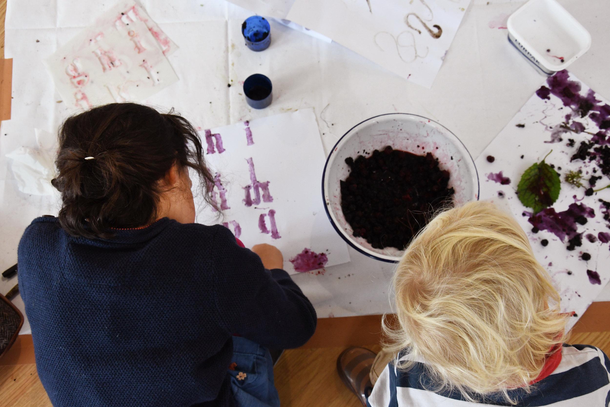 Children's Workshops, 6th Oct 2018