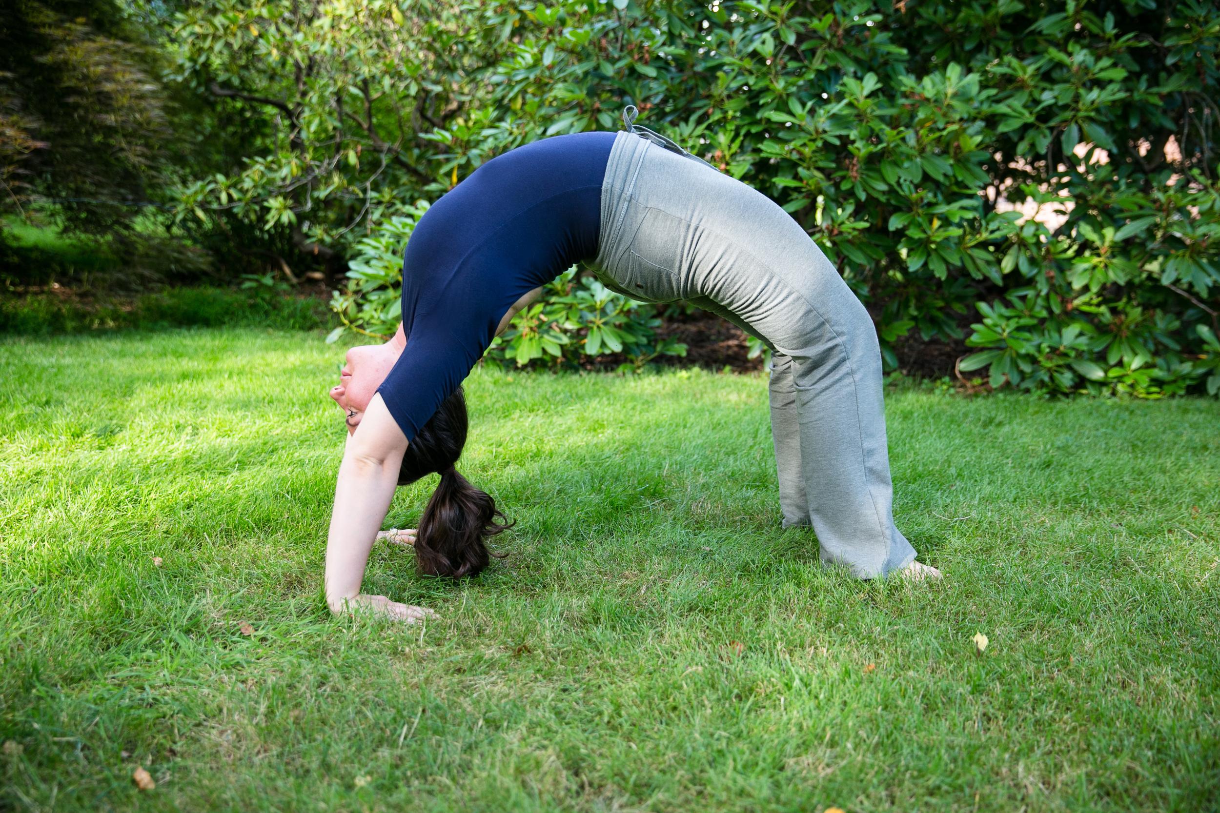 I am a Yoga Teacher photo