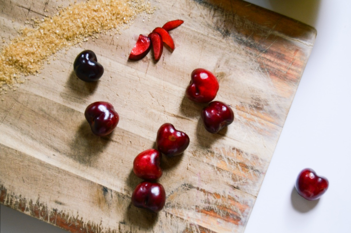 cherry galette 3