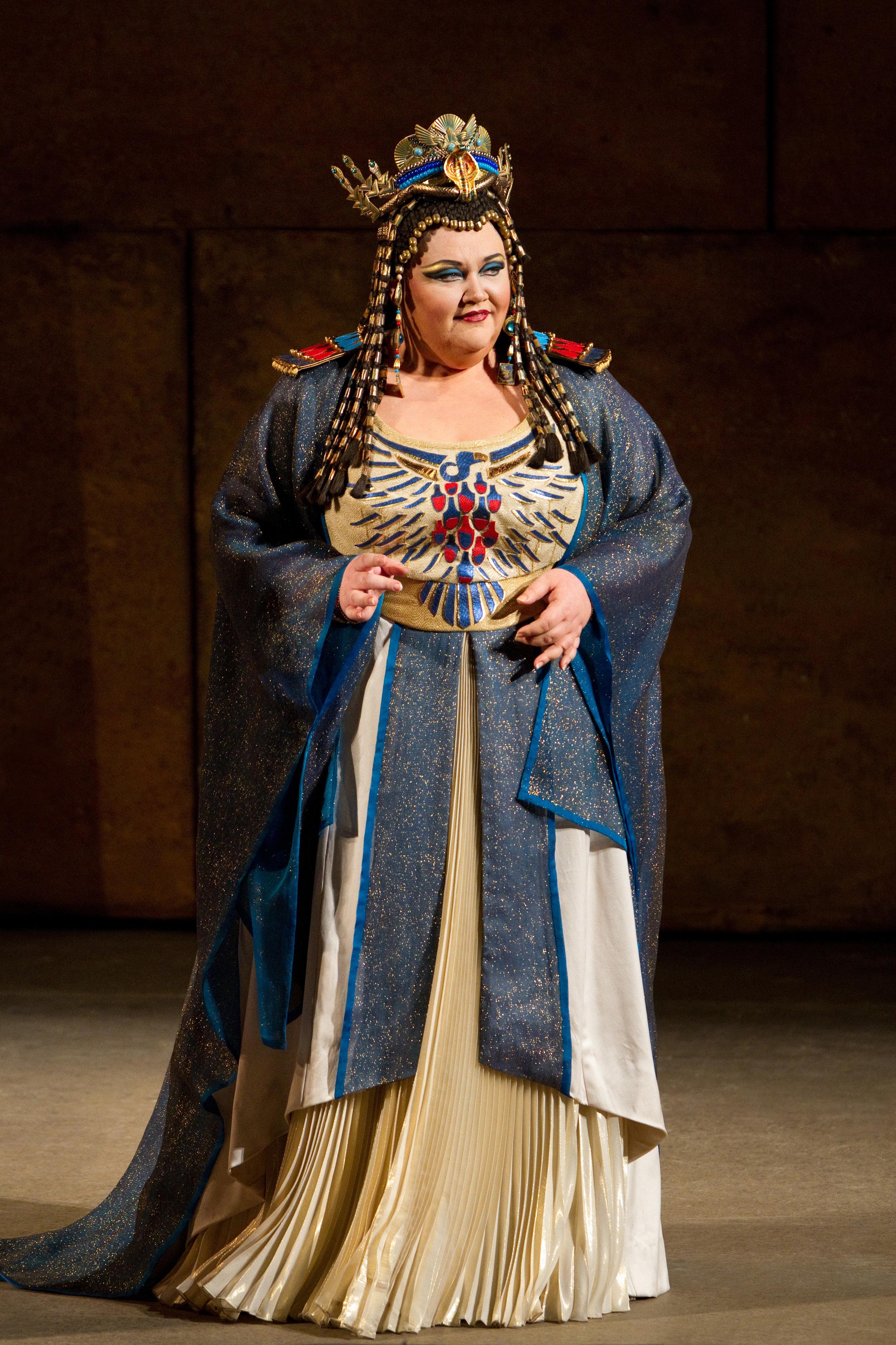 Aida, Metropolitan Opera