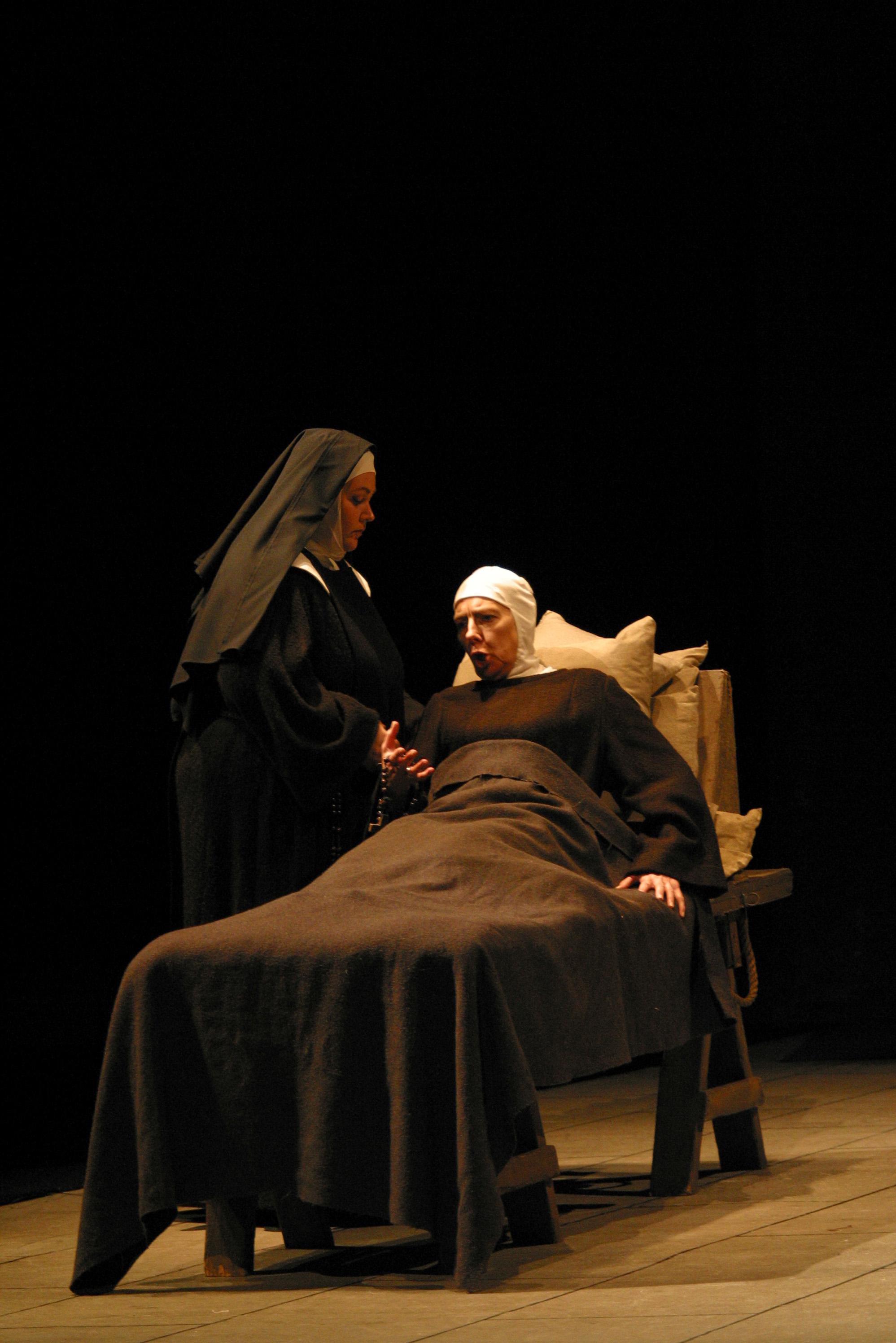 Les Dialogues des Carmelites, Metropolitan Opera